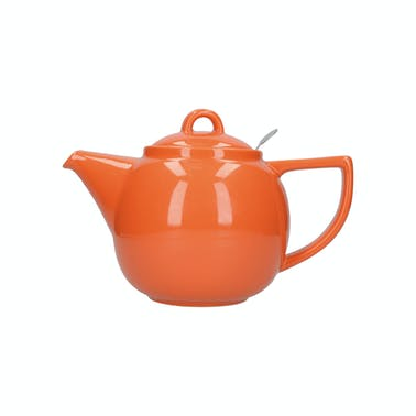 London Pottery Geo Filter 4 Cup Teapot Nectar