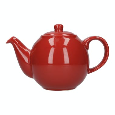 London Pottery Globe® 8 Cup Teapot Red