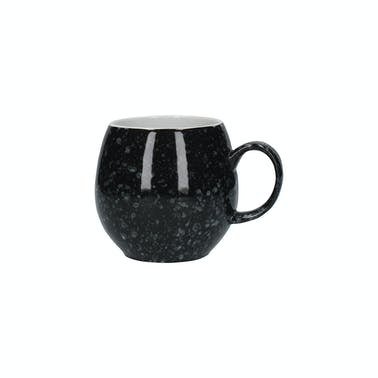 London Pottery Pebble® Mug Gloss Black Flecked