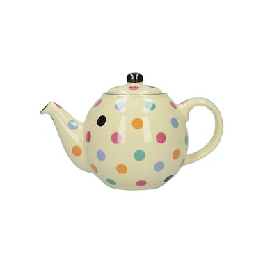 London Pottery Globe® 4 Cup Teapot Multi Spot