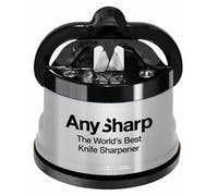 AnySharp Silver Knife Sharpener