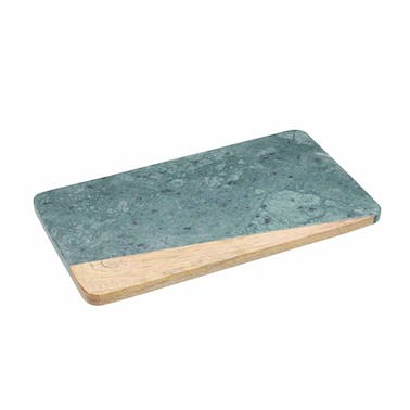 Artesà Marble and Wood Two Tone Board