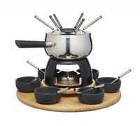 Artesà Six Person Party Fondue Set