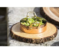 Artesà Mini Copper 12cm Serving Dish with Handles