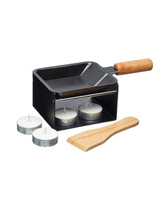 Photo of Artesà Raclette Pan with Burner Stand