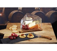 Artesà Cheese Wedge Cloche
