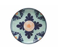 Maxwell & Williams Majolica 20cm Teal Side Plate