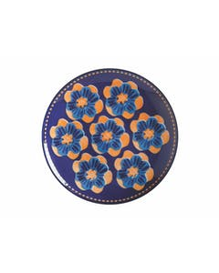 Photo of Maxwell & Williams Majolica 20cm Ink Blue Side Plate