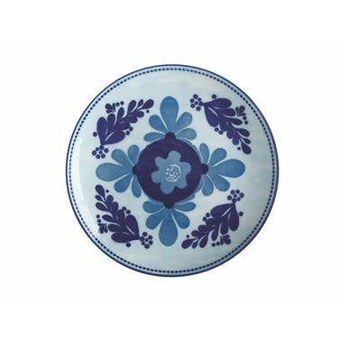 Maxwell & Williams Majolica 20cm Sky Blue Side Plate