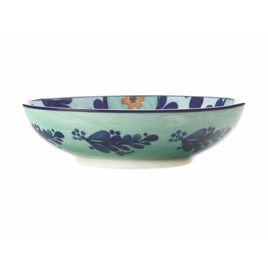 Maxwell & Williams Majolica 20cm Sky Blue Coupe Bowl