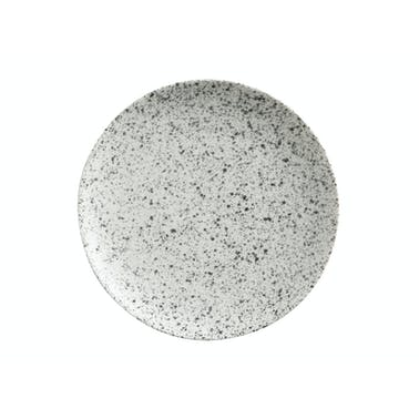 Maxwell & Williams Caviar Speckle 15cm Coupe Plate