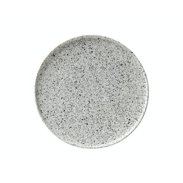 Maxwell & Williams Caviar Speckle 26.5cm High Rim Plate