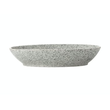 Maxwell & Williams Caviar Speckle 20cm Oval Bowl