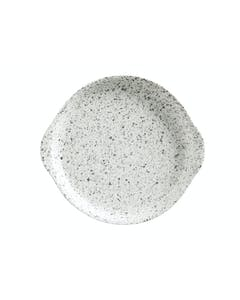 Photo of Maxwell & Williams Caviar Speckle 15.5cm Plate With Handle