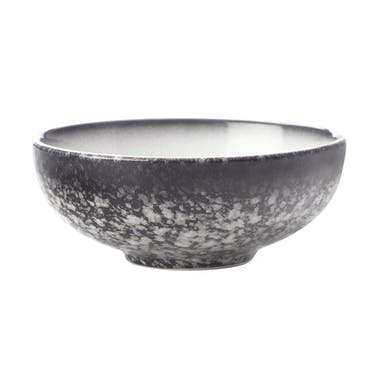 Maxwell & Williams Caviar Granite 11cm Coupe Bowl