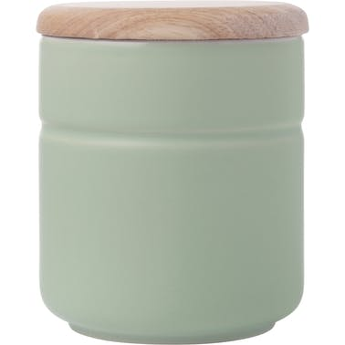 Maxwell & Williams Tint Mint Porcelain 600ml Canister