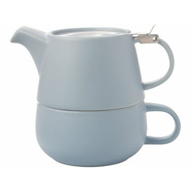 Maxwell & Williams Tint Cloud Porcelain Tea For One