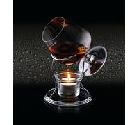 BarCraft Brandy and Cognac Warmer Gift Set