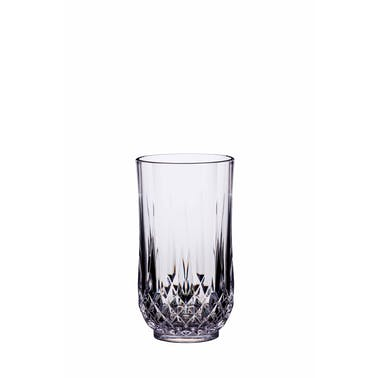 BarCraft Acrylic 600ml Hi-ball Tumbler