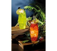 BarCraft Tiki Glass Gift Set