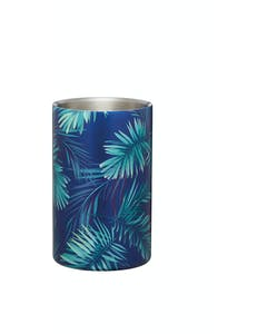 Photo of BarCraft Stainless Steel Tropical Leaves Wine Cooler