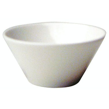 Maxwell & Williams White Basics 7cm Conical Dip Dish
