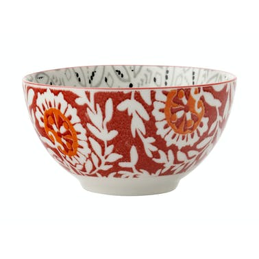Maxwell & Williams Boho 10cm Bowl Batik Grey