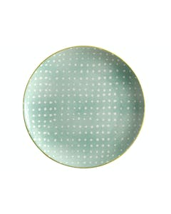 Photo of Maxwell & Williams Laguna 20cm Plate Crystal Cove Green