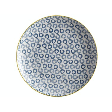 Maxwell & Williams Laguna 27cm Plate Ocean Blue