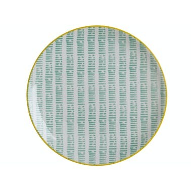 Maxwell & Williams Laguna 27cm Plate Tidal Green