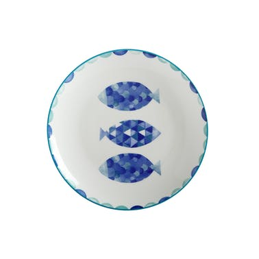 Maxwell & Williams Reef Fish 27cm Dinner Plate