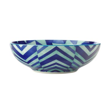Maxwell & Williams Reef Triangles 18cm Coupe Bowl