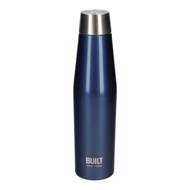 Built Perfect Seal 540ml Midnight Blue Hydration Bottle