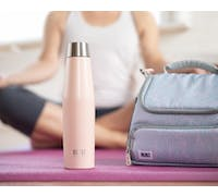 Built Perfect Seal 540ml Pale Pink Hydration Bottle