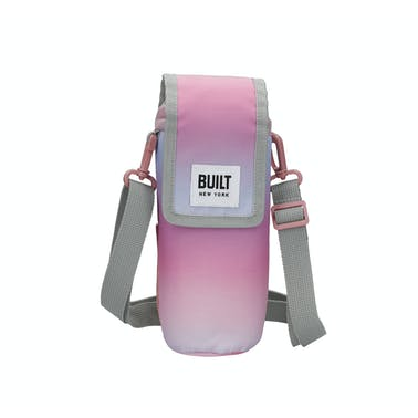 BUILT Insulated Bottle Bag with Shoulder Strap - 'Interactive' Design