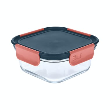 Built Tropics Glass 700ml Lunch Box