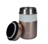 Built 490ml Rose Gold Food Flask