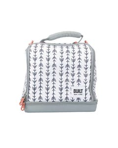 Photo of BUILT Bowery Insulated Lunch Bag, 17.5 x 24 x 26cm / 7 Litre ('Belle Vie')