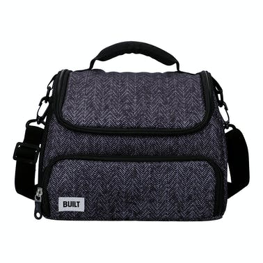BUILT Prime Insulated Lunch Bag, 15.5 x 25 x 24cm / 5 Litre ('Professional')