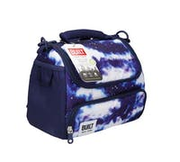BUILT Prime Insulated Lunch Bag, 15.5 x 25 x 24cm / 5 Litre ('Galaxy')