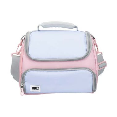 BUILT Prime Insulated Lunch Bag, 15.5 x 25 x 24cm / 5 Litre ('Interactive')