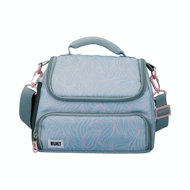 BUILT Prime Insulated Lunch Bag, 15.5 x 25 x 24cm / 5 Litre ('Mindful')