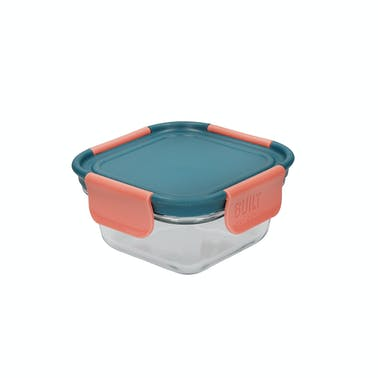 Built Tropics Glass 300ml Snack Box