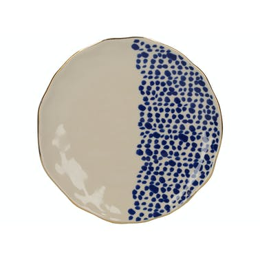 Mikasa Azores Speckle Side Plate