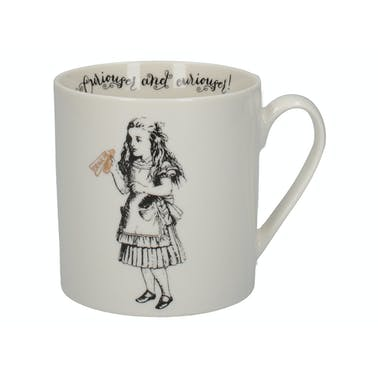 Victoria And Albert Alice In Wonderland Can Mug