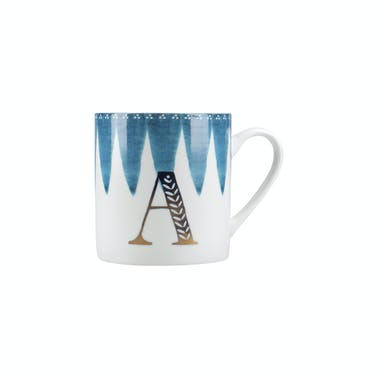Creative Tops Alphabet Can Mug A