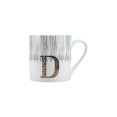 Creative Tops Alphabet Can Mug D