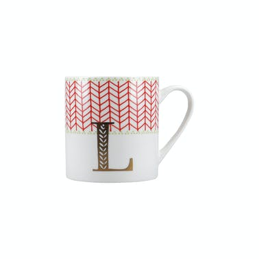 Creative Tops Alphabet Can Mug L