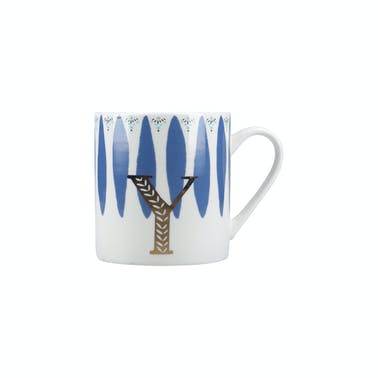 Creative Tops Alphabet Can Mug Y