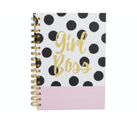 Creative Tops Ava & I Girl Boss Notebook
